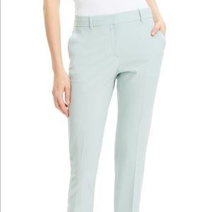 Vince Treeca 2 Good Wool Crop Suit Pant mint